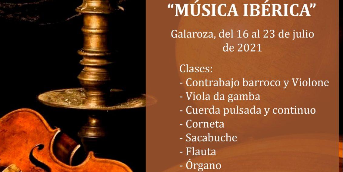 IX Curso de Música Antigua de Galaroza
